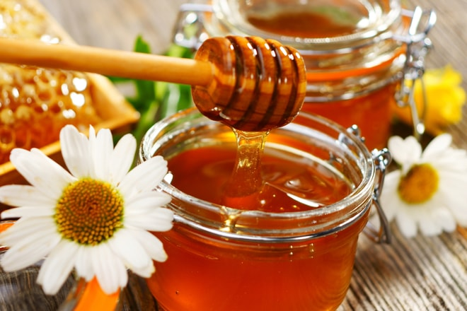5 magical benefits of honey